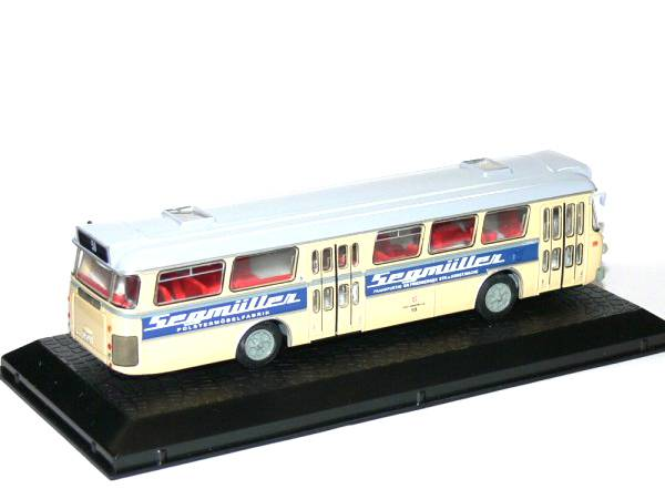 Bussing Senator 12D 1964 autobus - Bus Collection