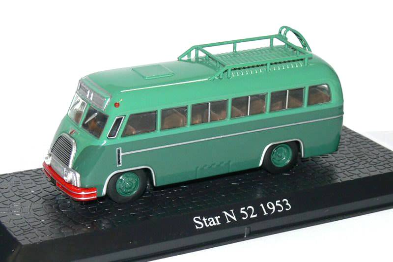 Star N 52 - 1953 - autobus - Bus Collection