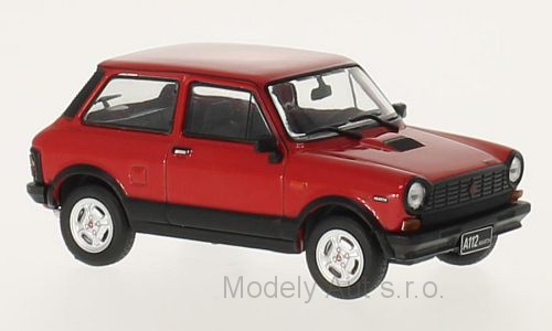 Autobianchi A112 Abarth - 1979 1:43 - WhiteBox časopis s modelem