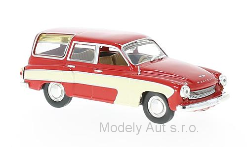 Wartburg 312 Camping - 1960 - WhiteBox
