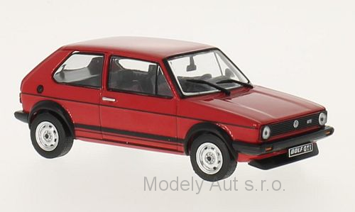 Volkswagen Golf 1 GTI - 1976 - WhiteBox