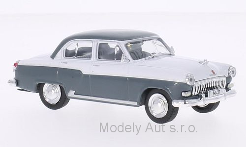 Wolga/GAZ M21 - 1959 - WhiteBox