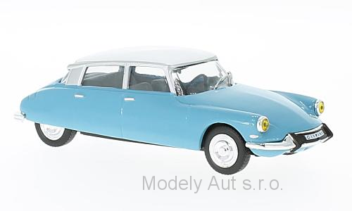 Citroen DS 19 - 1966 - WhiteBox