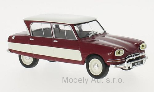 Citroen AMI 6 - 1961 - WhiteBox