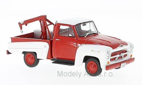 Chevrolet 3100 - 1956 1:43 - WhiteBox časopis s modelem