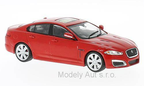 Jaguar XFR - 1:43 - WhiteBox časopis s modelem
