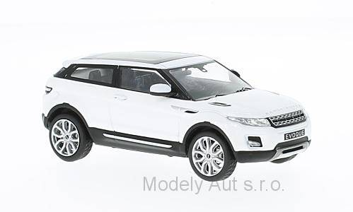 Land Rover Range Rover Evoque Coupe - 2011 1:43 - WhiteBox časopis s modelem