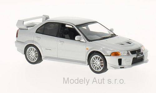 Mitsubishi Lancer Evo V RS 1:43 - WhiteBox časopis s modelem