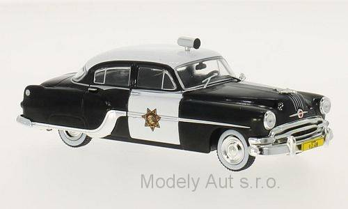 Pontiac Chieftain, California Highway Patrol, 1954, DODÁNÍ 10-15 dní