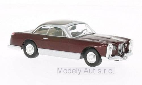 Facel Vega - 1958 časopis s modelem - WhiteBox