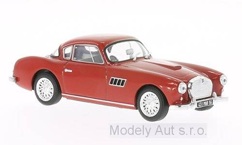 Talbot Lago 2500 Coupe - 1955 časopis s modelem - WhiteBox