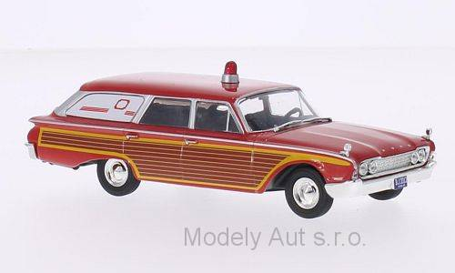 Ford Amblewagon - 1964 1:43 - WhiteBox časopis s modelem