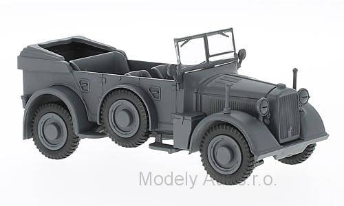 Horch 901 - 1937 1:43 - WhiteBox časopis s modelem