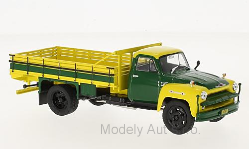 Chevrolet C 6500 - 1958 časopis s modelem - WhiteBox