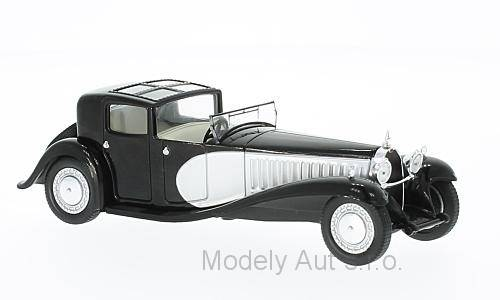 Bugatti Type 41 Royale - 1928 1:43 - WhiteBox časopis s modelem