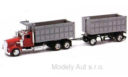 Kenworth W900 1:43 - New Ray časopis s modelem