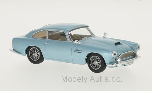 Aston Martin DB 4 - 1958 1:43 - WhiteBox časopis s modelem