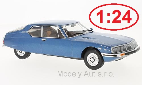 Citroen SM - 1970 1:24 - WhiteBox časopis s modelem