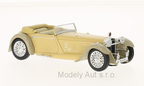 Daimler Double Six 50 Convertible 1:43 - 1931 - WhiteBox časopis s modelem