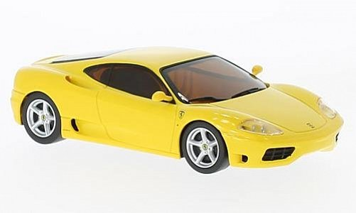 Ferrari 360 Modena 1:43 Ferrari Collection časopis s modelem