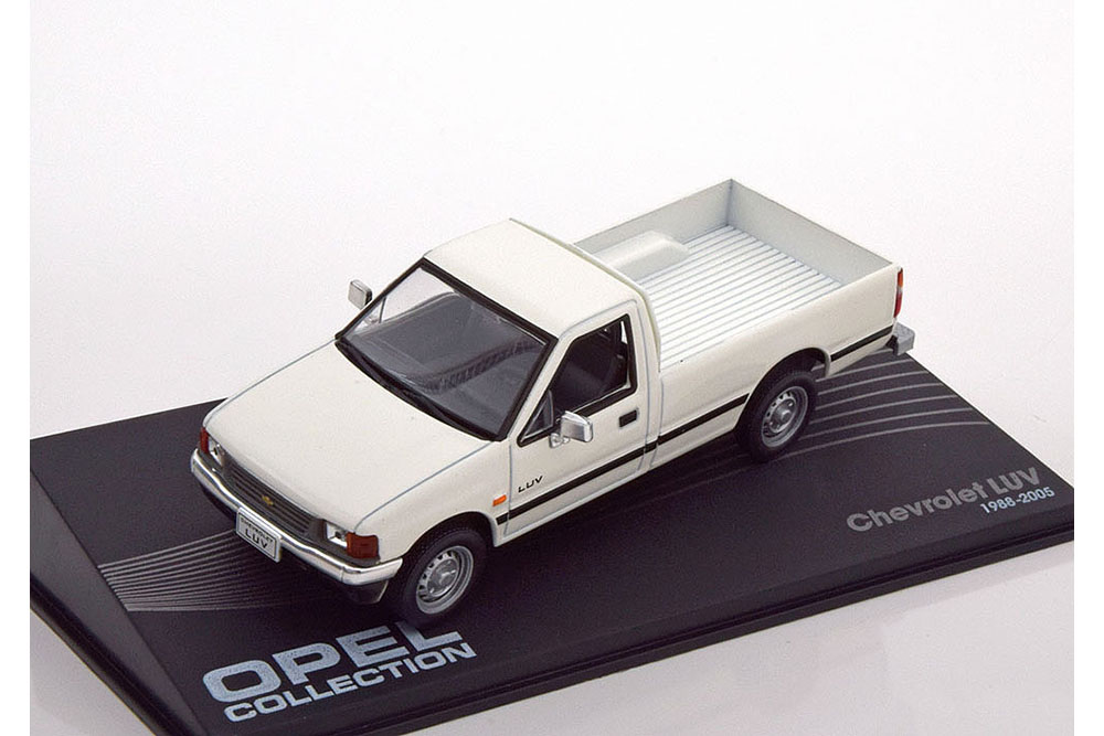 Chevrolet LUV 1:43 Opel collection časopis s modelem