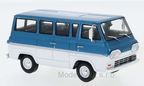Ford Econoline - 1964 1:43 WhiteBox časopis s modelem