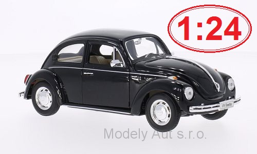 VOLKSWAGEN Kafer Beetle 1:24 - Welly časopis s modelem