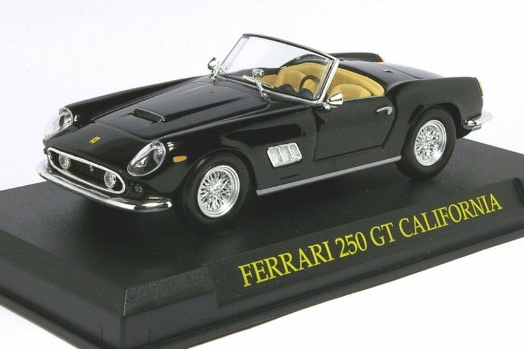 Ferrari 250 GT California 1:43 - Ferrari Collection časopis s modelem