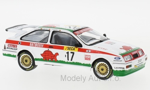 Ford Sierra RS Cosworth, No.17 1:43 - 1987 - IXO časopis s modelem