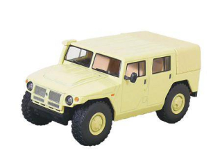 Časopis s modelem -  GAZ-233001 TIGR -  SSM - Start Scale Models - model auta